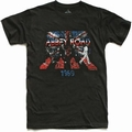 2 x AMERICAN CLASSICS - ABBEY ROAD - SHIRT - SCHWARZ