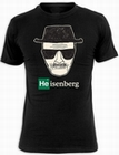 1 x BREAKING BAD T-SHIRT HEISENBERG WALTER WHITE