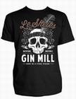 1 x GIN MILL - STEADY CLOTHING T-SHIRT