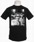 5 x STAR WARS SHIRT - CHUNK - BOXING YODA - BLACK