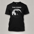 2 x TAR POND HATE SHIRT