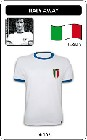4 x ITALIEN - ITALIA - TRIKOT