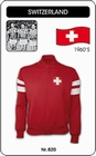 4 x SCHWEIZ - SWITZERLAND - JACKE
