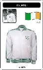 2 x IRLAND RETRO FUSSBALL JACKE