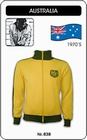 1 x AUSTRALIEN - AUSTRALIA - JACKE