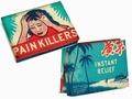 1 x BLECHBOX PAINKILLERS - KLEIN