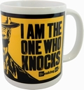 1 x BREAKING BAD TASSE I AM THE ONE WHO KNOCKS