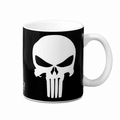 1 x THE PUNISHER TASSE LOGO