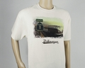 VW T1 BUS T-SHIRT - HIGHWAY 1/NATUR