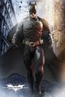 1 x BATMAN - THE DARK KNIGHT RISES POSTER