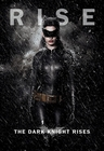 BATMAN - THE DARK KNIGHT RISES POSTER CATWOMAN RISE