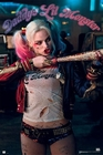 SUICIDE SQUAD POSTER HARLEY QUINN DADDYS LIL MONSTER