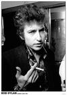 Bob Dylan London June 1965  -  Poster