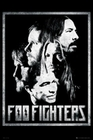 Foo Fighters Poster Faces