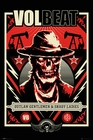 VOLBEAT POSTER - OUTLAW GENTLEMEN & SHADY LADIES
