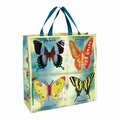 BUTTERFLIES SHOPPER