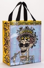 1 x DAY OF THE DEAD SHOPPER KLEIN - TRAGETASCHE