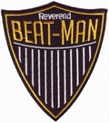 1 x REVEREND BEAT-MAN PATCH