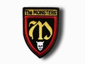1 x THE MONSTERS PATCH