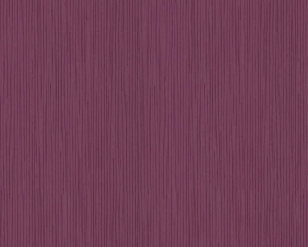 Tapete contzen 3 uni violett tapete lars contzen for Tapete violett