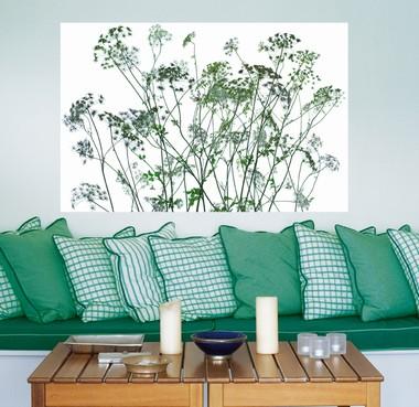 fototapete riesenposter silhouttes tapete foto tapeten bei retro. Black Bedroom Furniture Sets. Home Design Ideas