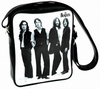SCHULTERTASCHE BEATLES - PHOTO BLACK & WHITE (HOCH)