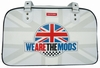SKYLINE TASCHE WE ARE THE MODS - WEISS