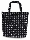 CHAOS SKULLS - BIG TOTE BAG