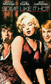 SOME LIKE IT HOT SPECIAL EDITION (DVD) - Billy Wilder